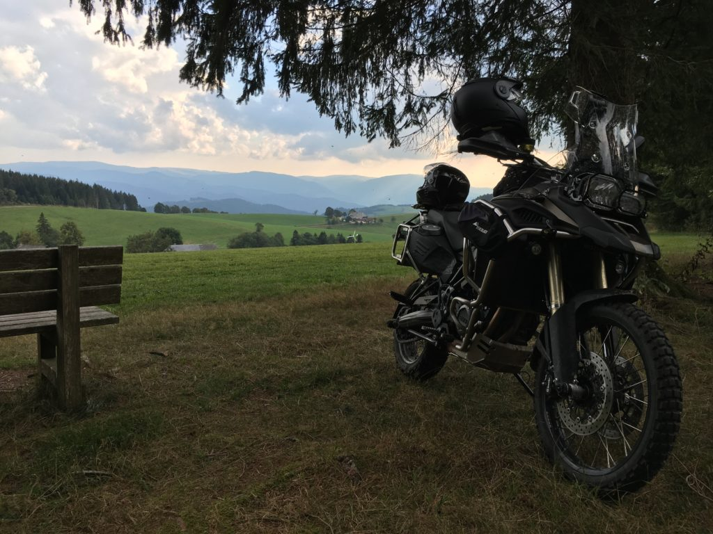 F800GS Adventure mit Anakee Wild 3
