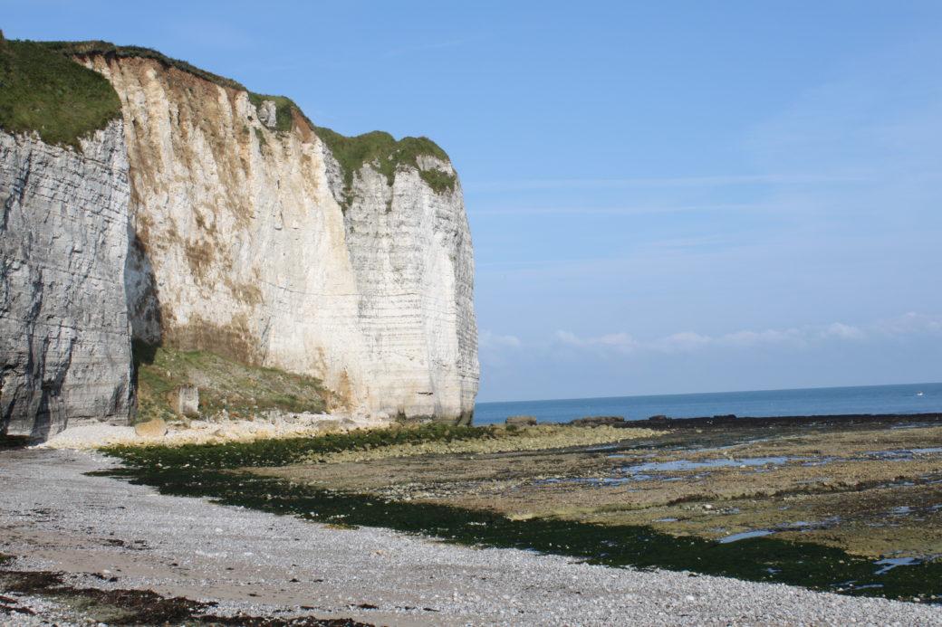 Steilküste Normandie