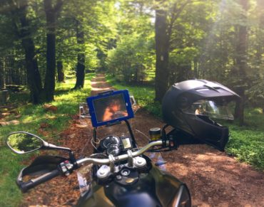 Moto Navi Rallye Set - Motorrad Navigation