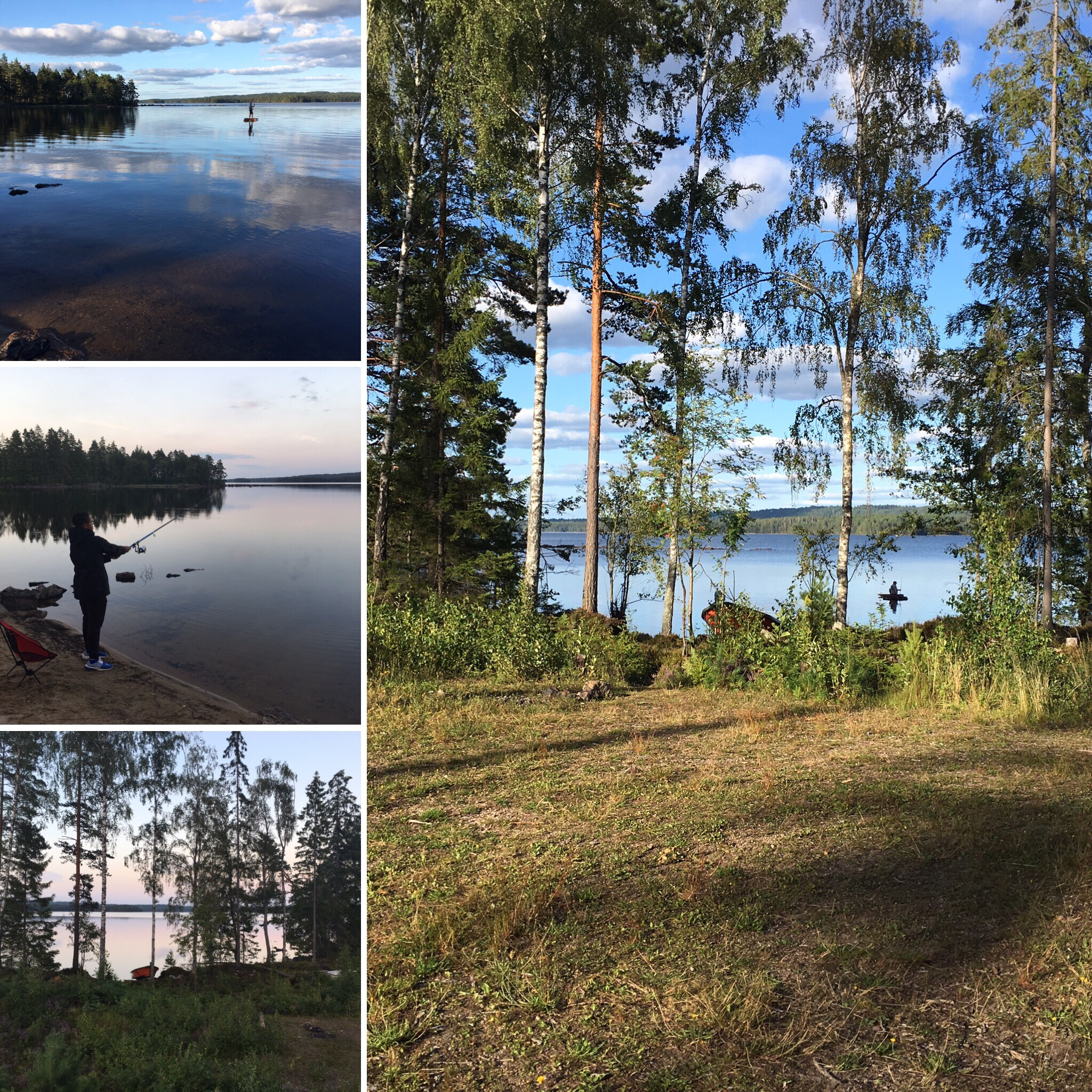 Schweden ein Naturparadies