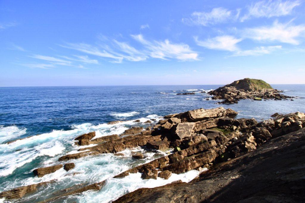 Spanien Motorradreise - Atlantikküste