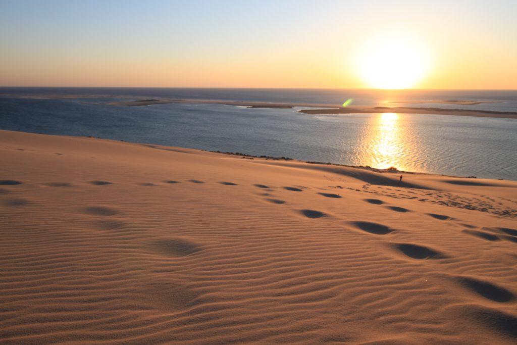 Spanien Frankreich Motorradreise - Dune du Pilat