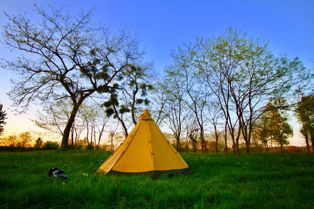 Frankreich Motorradtour & Camping