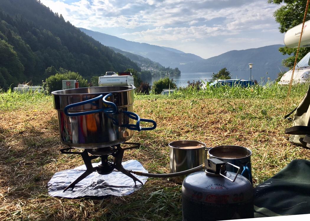 Kochen am Millstätter See