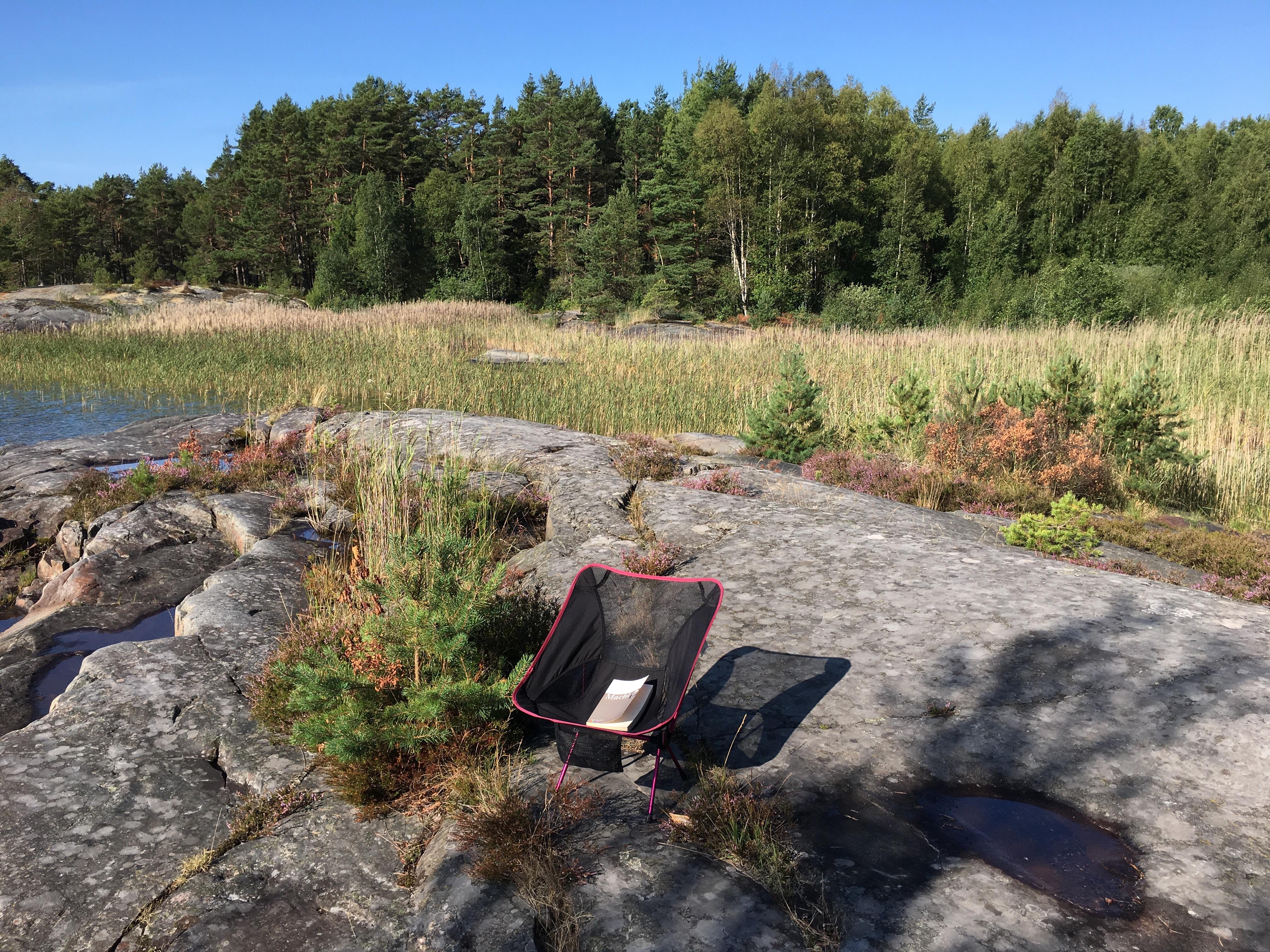 Literatur und Natur in Schweden
