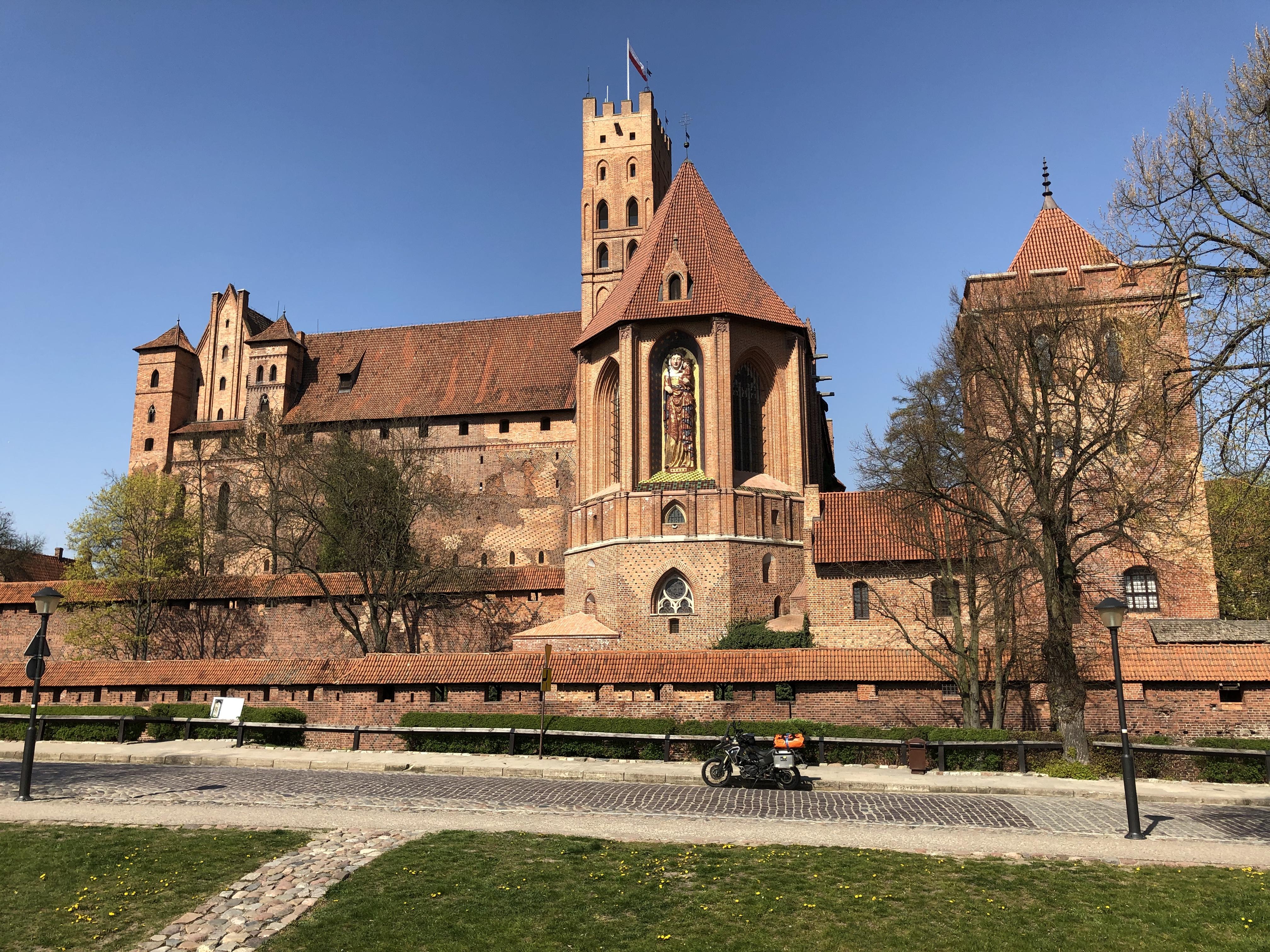 Marienburg in Polen