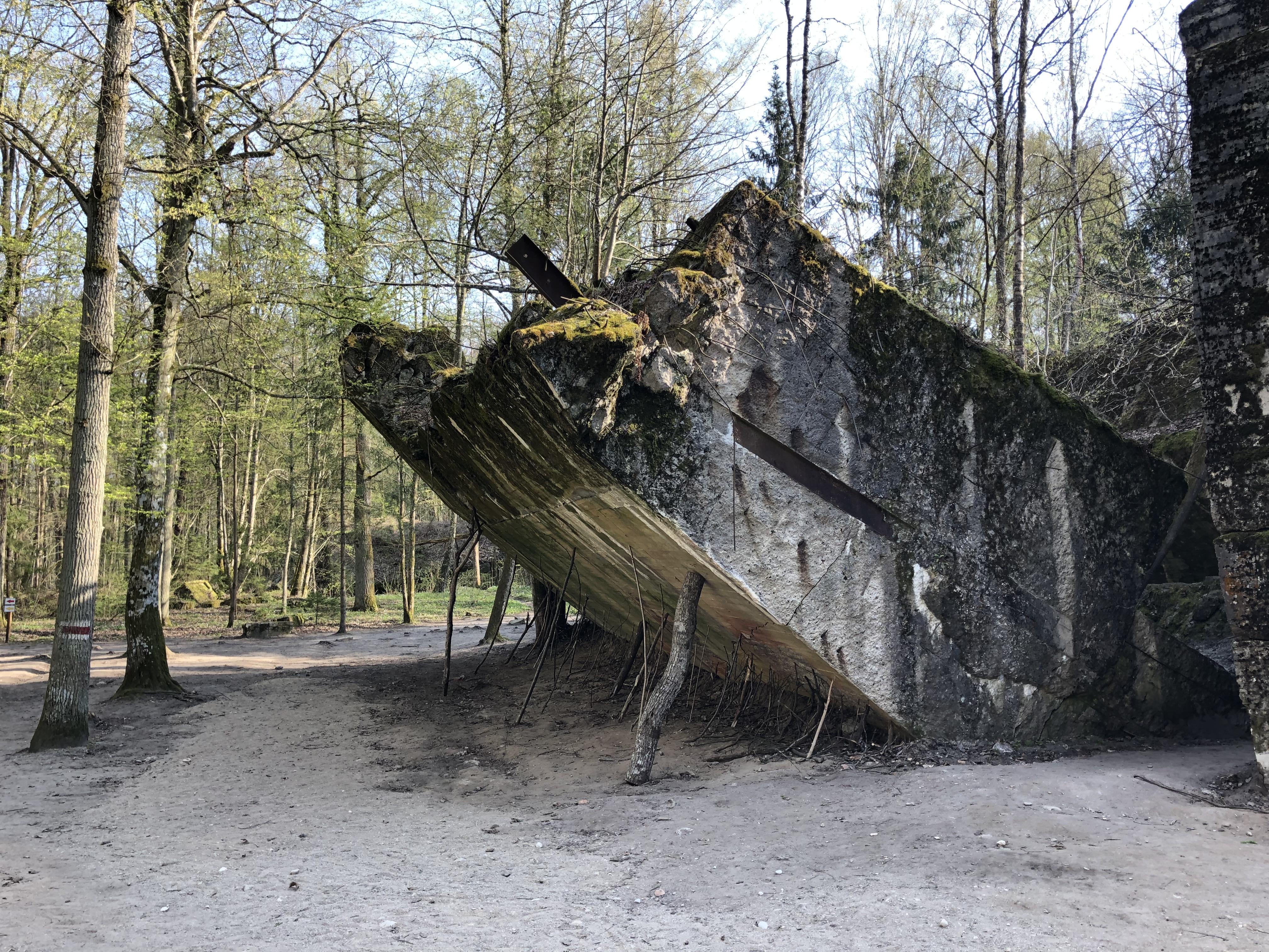 Wolfsschanze Polen Traneurotrail