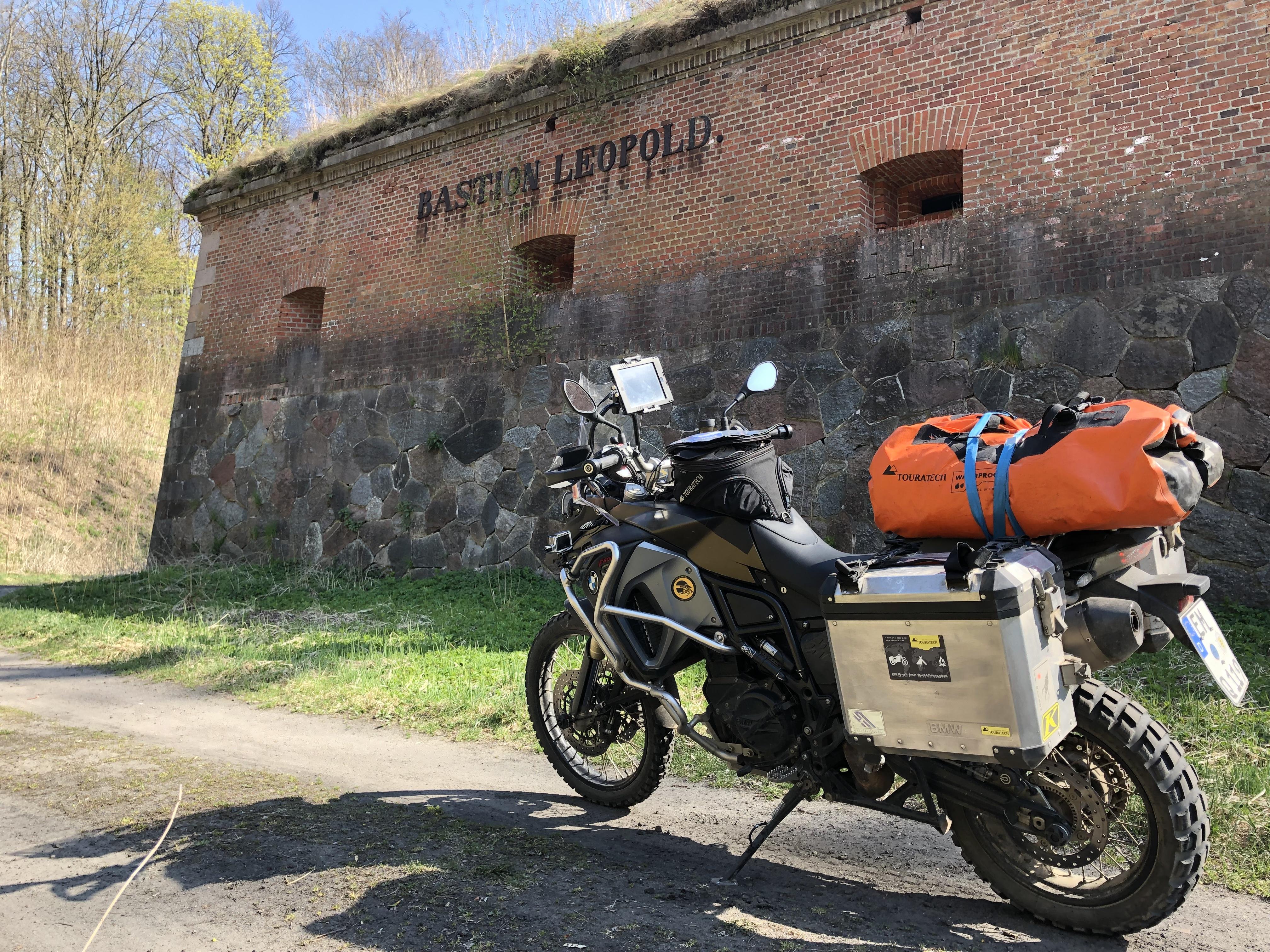 Motorradtour Transeurotrail Polen