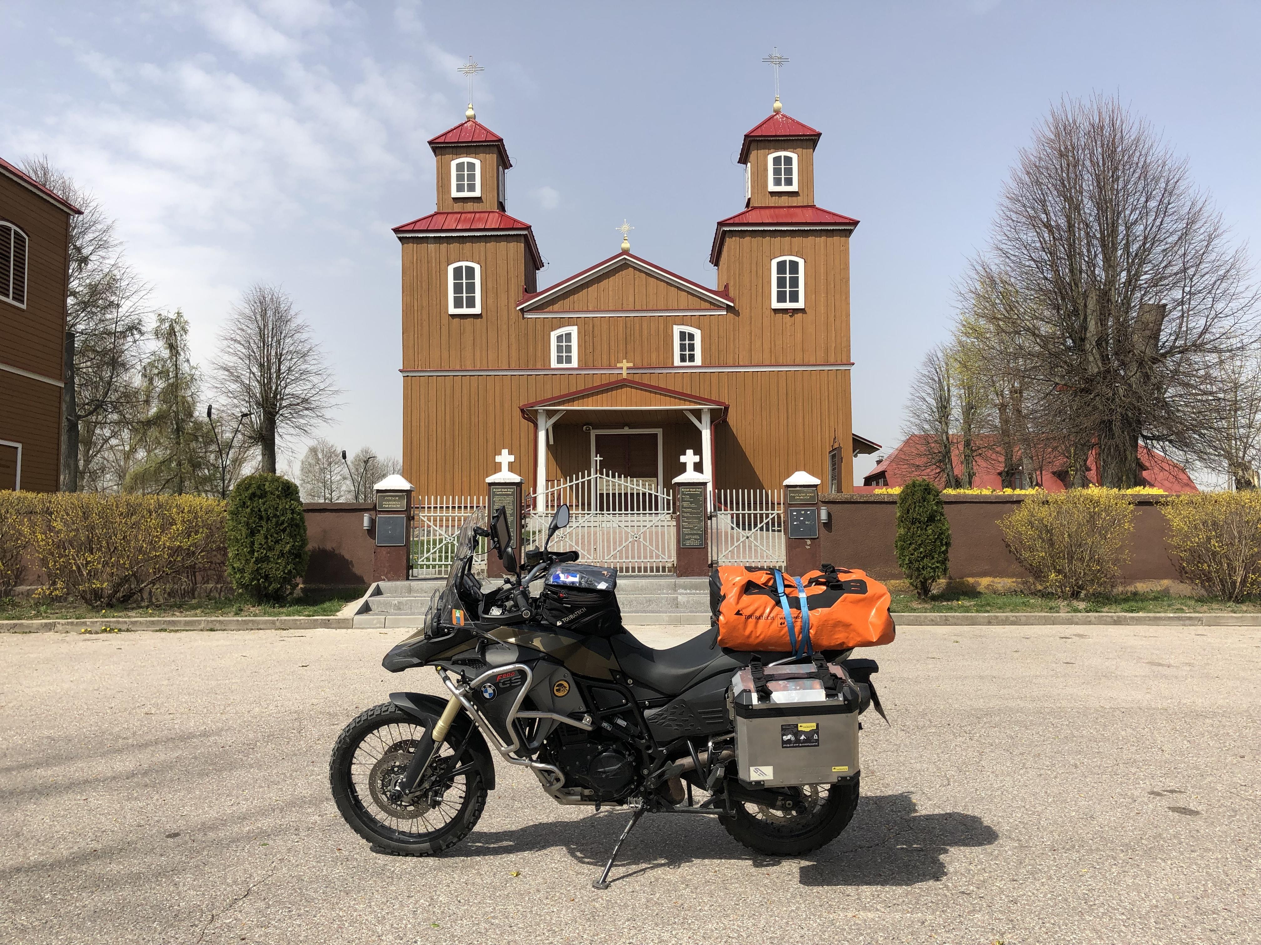 Schöne Kirchen in Polen