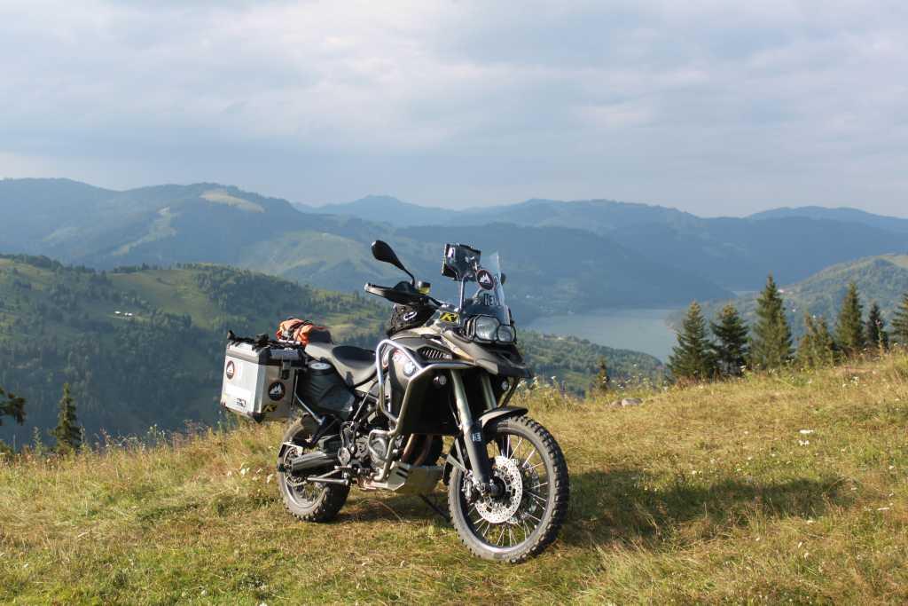Rumäninen - Ausblick auf die Karpaten
