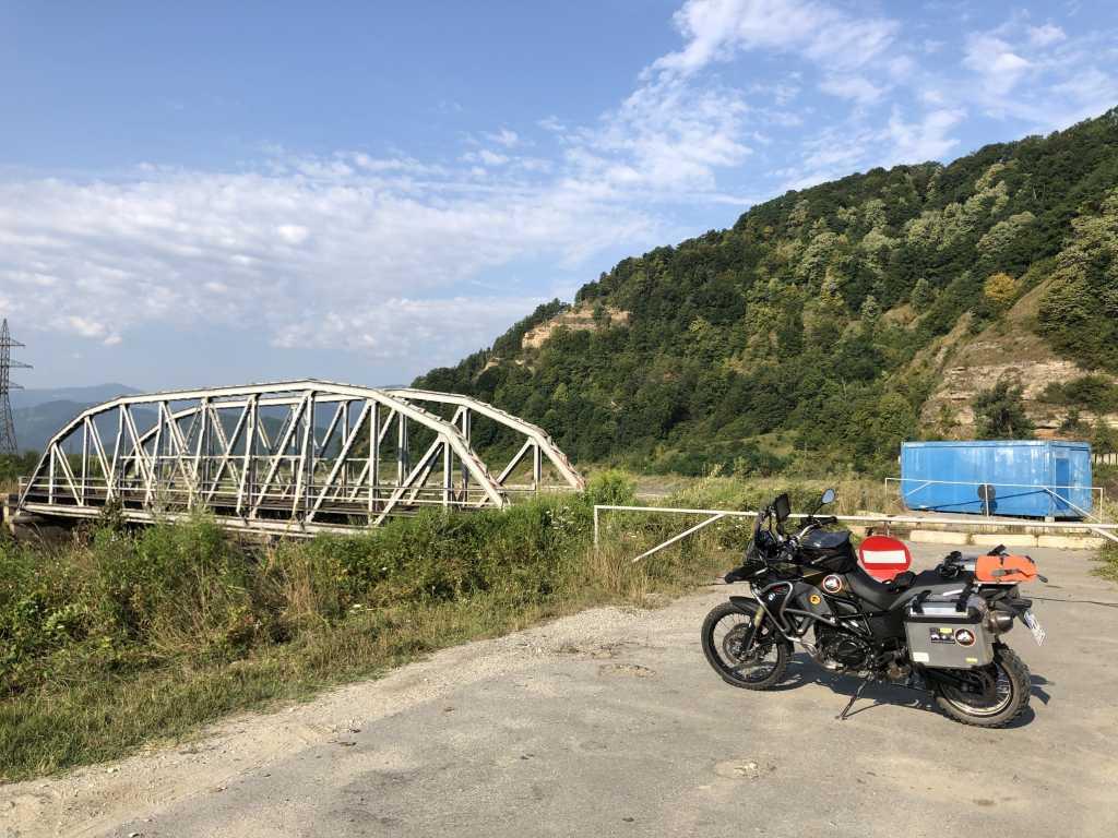 Offraod Fahrverbot in Rumänien