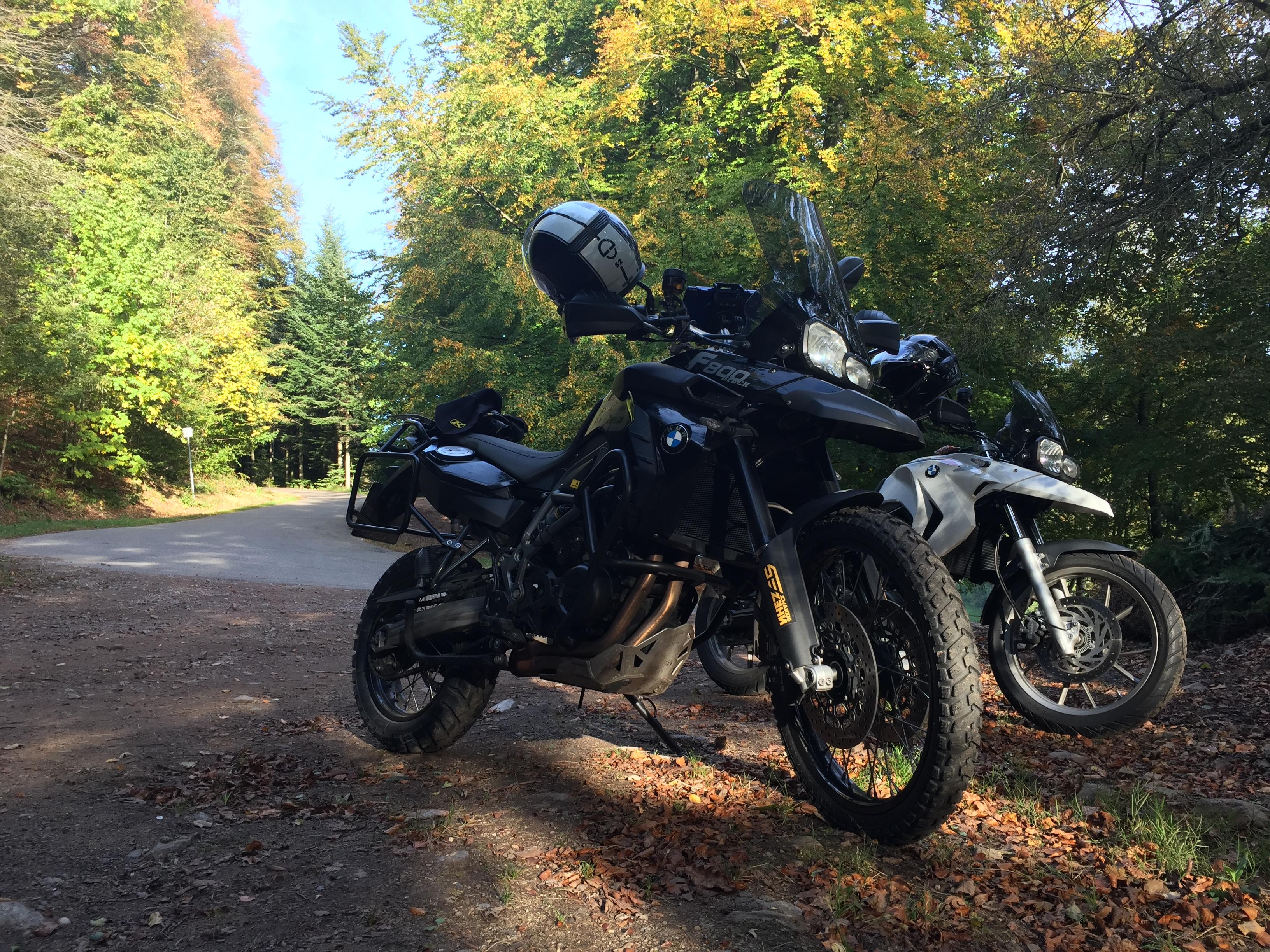 Schwarzwald Motorrad Reiseblog